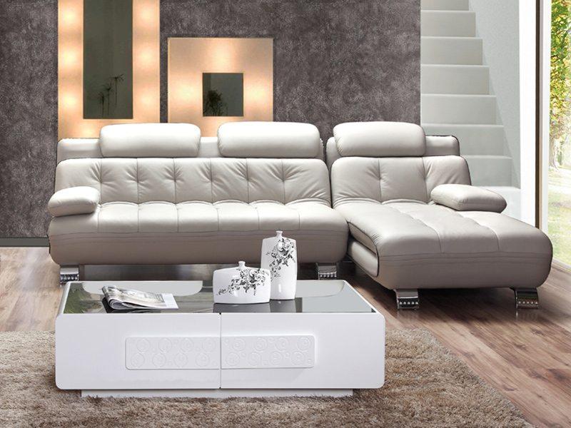 薇閣時尚超舒適L型沙發